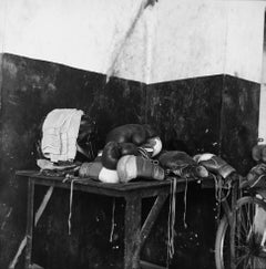 Untitled (Still Life with Boxing Gloves)
