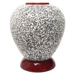 Paul Milet French Art Deco Sevres Ceramic Vase