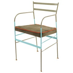 Paul Oliva Azzurra Chair Made in Italy
