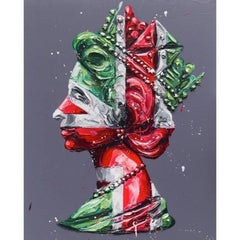 Christmas Queen by Paul Oz