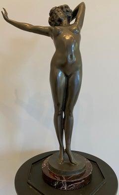 """""""Art Deco Nude"""""""