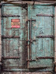 High Voltage Door