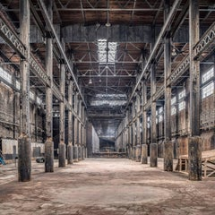 """Raw Sugar Warehouse"" Domino Sugar Refinery, Williamsburg, Brooklyn"