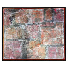 """""""Mica"""" Mixed Media Abstract Assemblage"""