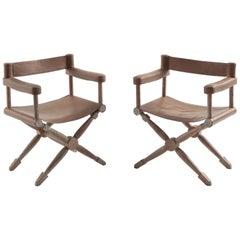 Paul Rodocanachi Art Deco 'Rodo' Chairs for Jean-Michel Frank