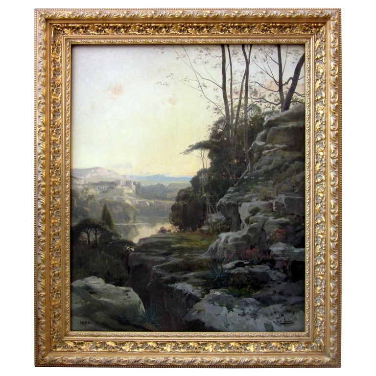 Paul Saïn, Landscape Painting For Sale