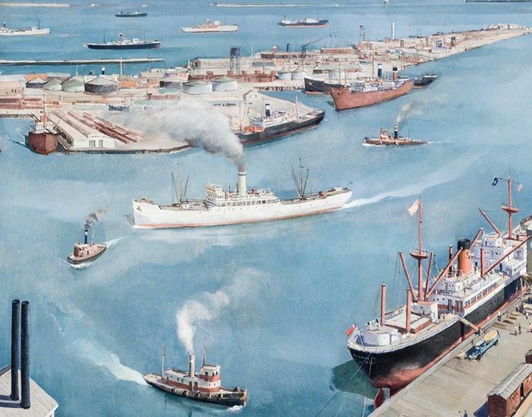 San Pedro Harbor  For Sale 2
