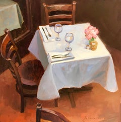Table for Two, Framed