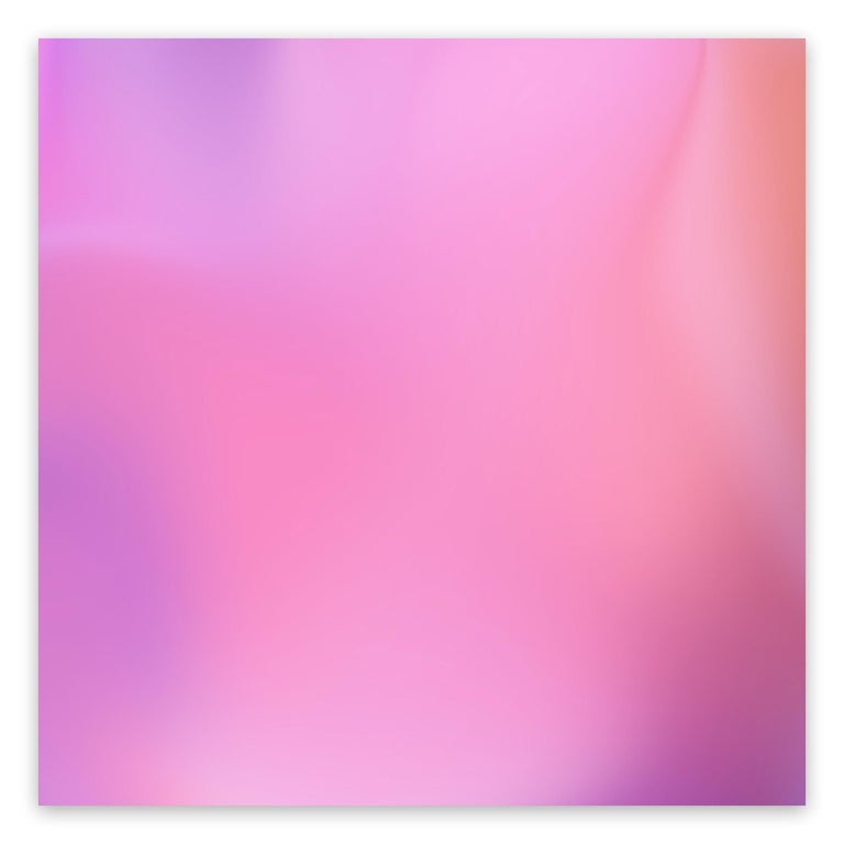 Paul Snell Abstract Photograph - Bleed # 202012