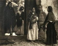 Women of Santa Anna, Michoacan