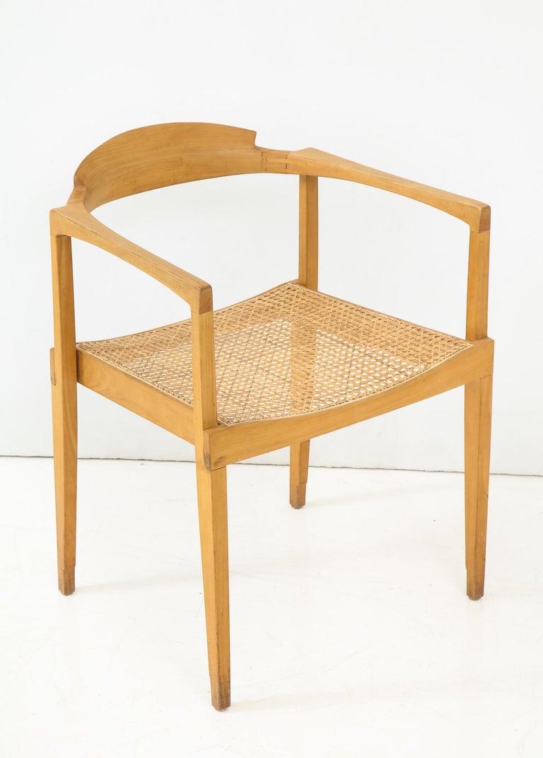 Mid-Century Modern Paul Tuttle Armchair For Sale