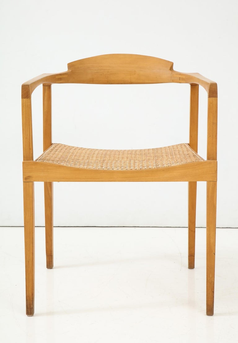 Paul Tuttle Armchair In Good Condition For Sale In New York, NY