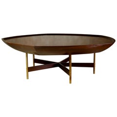 Paul Tuttle for Baker Furniture Large Coffee Table