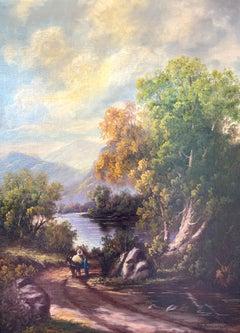 """Winding Path in the Catskills"""