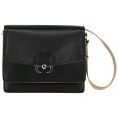 Paula Cademartori Woman Shoulder bag Black Leather