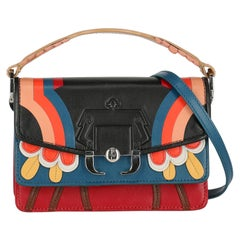 Paula Cademartori  Women   Shoulder bags   Black, Multicolor, Red Leather