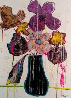 Celebration, Painting, Acrylic on Canvas