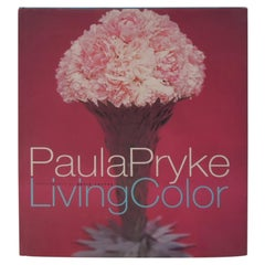 Paula Pryke Living Color Hardcover Book