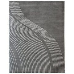 """Pauliceia"" Rug Inpired by Oscar Niemeyer"