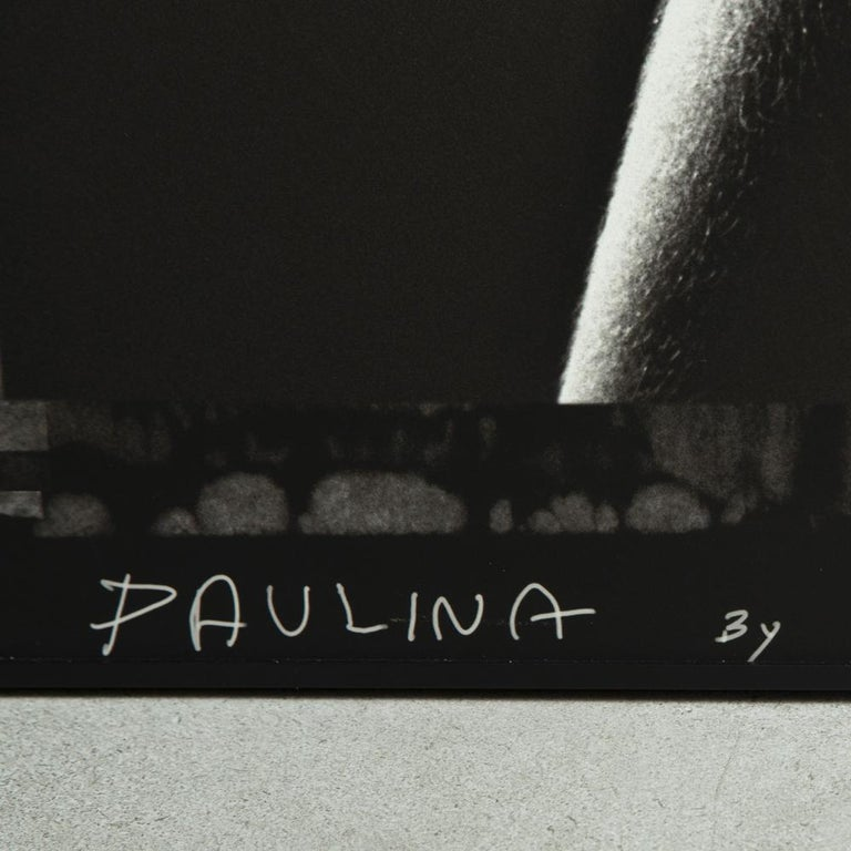 Late 20th Century Paulina 27th St. Studio NY 1994 by Marco Glaviano, Edition of 7 For Sale
