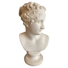 Paulina Borghese Marble Sculpture 1960s