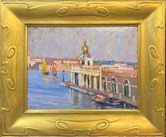 A Scene of Venice