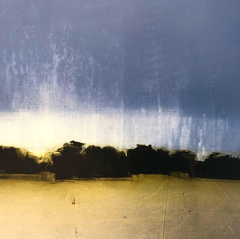 As Light Fades - Contemporary Painting by Pauline Ziegen