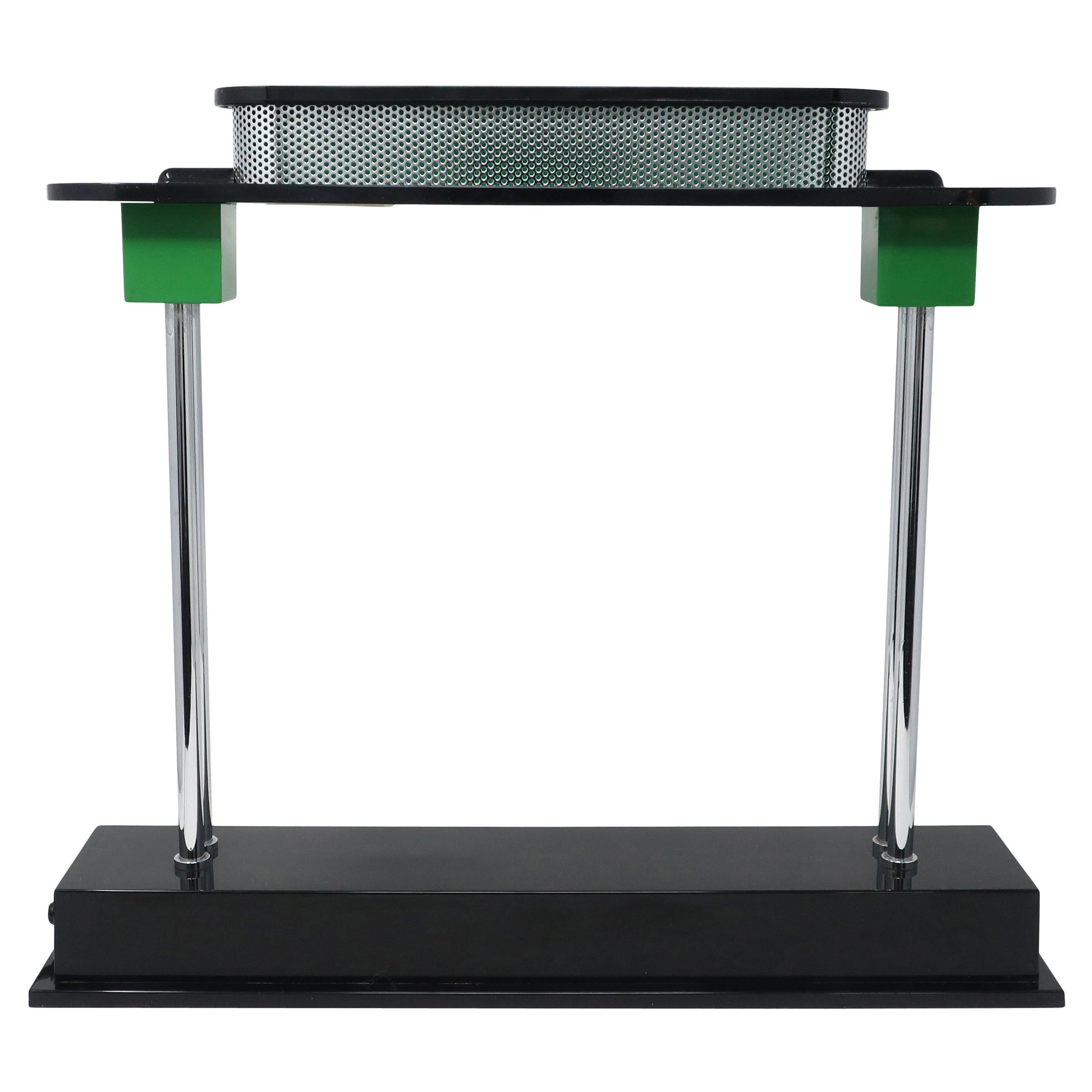 Pausania Table Lamp by Ettore Sottsass for Artemide