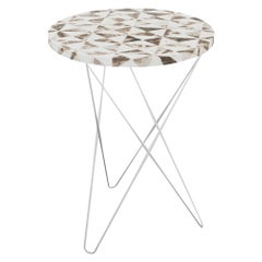 Pavonia Table, Hairpin
