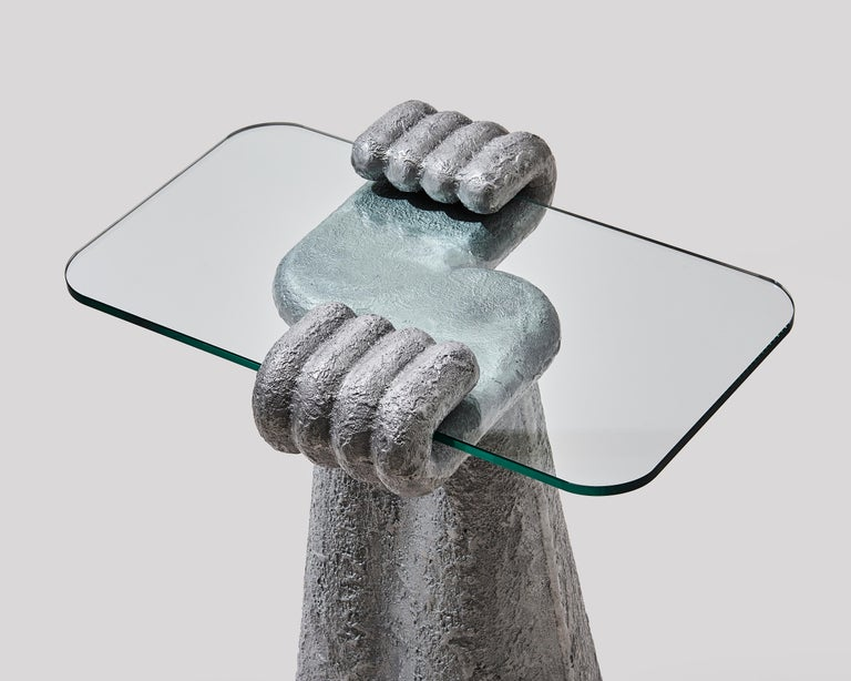 Modern Paw Side Table by Hakmin Lee For Sale