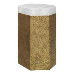 PCR Rock Crystal Side Table by Phoenix