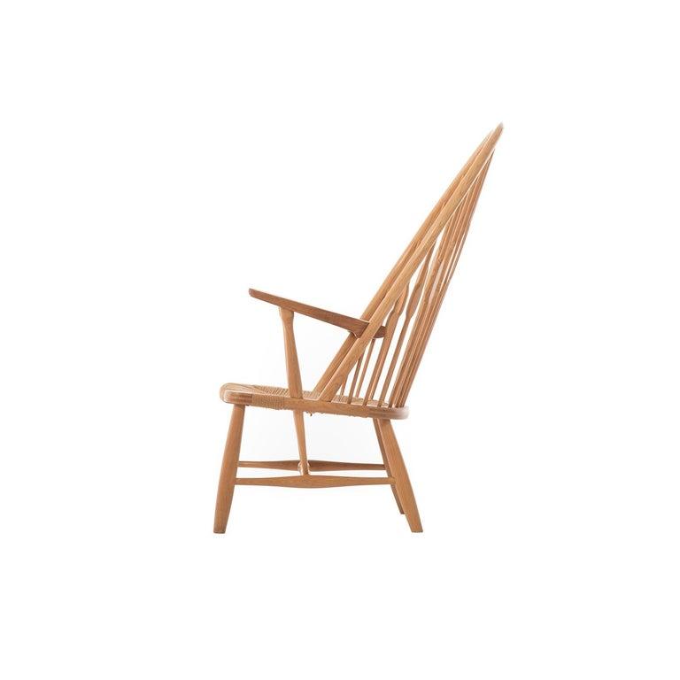 European Peacock Chair by Hans Wegner For Sale