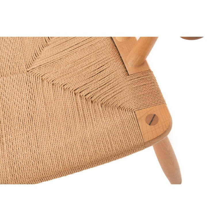 20th Century Peacock Chair by Hans Wegner For Sale