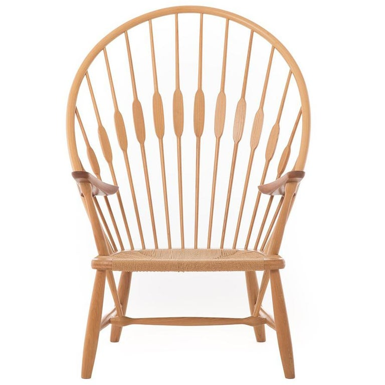 Peacock Chair by Hans Wegner For Sale