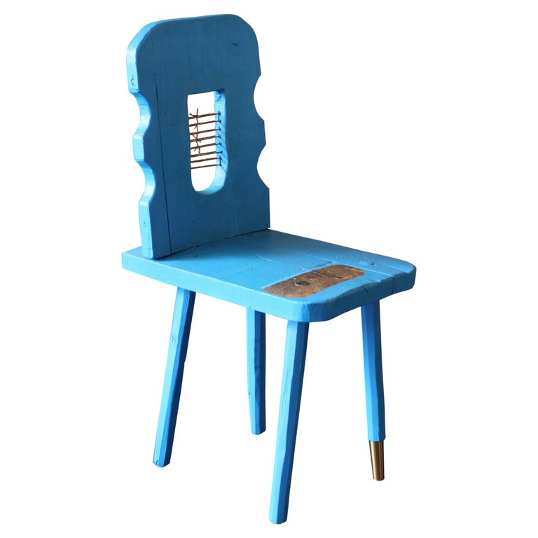 Peak of a Century Chair by German Artist Markus Friedrich Staab For Sale