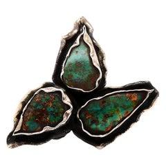 Pear Opal Ring