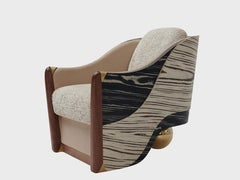 Pearl Chair by Bryce Cai for Objective Collection OBJ+