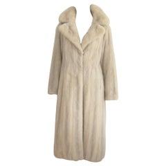 Pearl Mink Stroller Coat Jacket