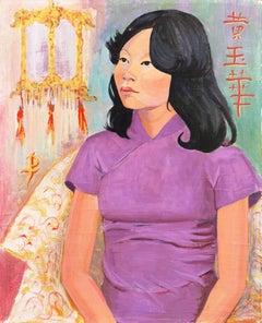 'Jade', Sir John Cass, Otis Art Institute, California