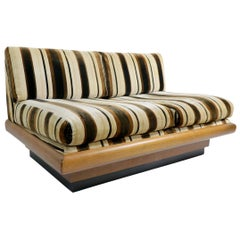 Pearsall Loveseat Sofa Bench