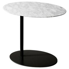 Pebble Side Table Marble top by Camerich