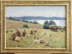 Tulstrup - Harvesting