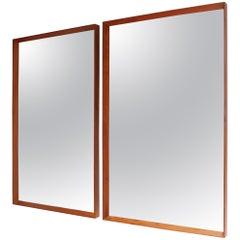 Pedersen & Hansen Teak Mirrors