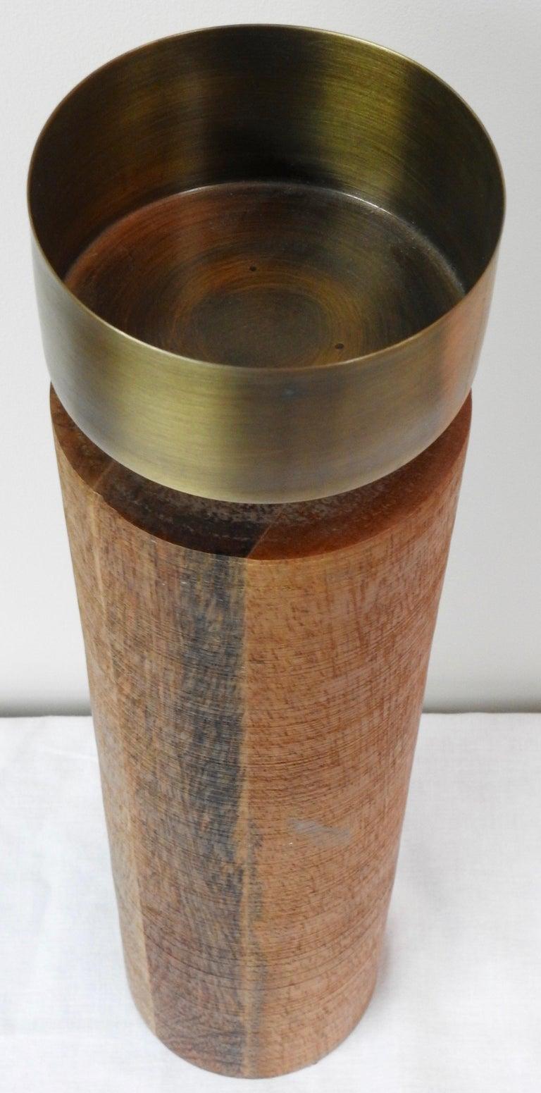 Pedestal Cachepot Mid-Century Modern For Sale 3
