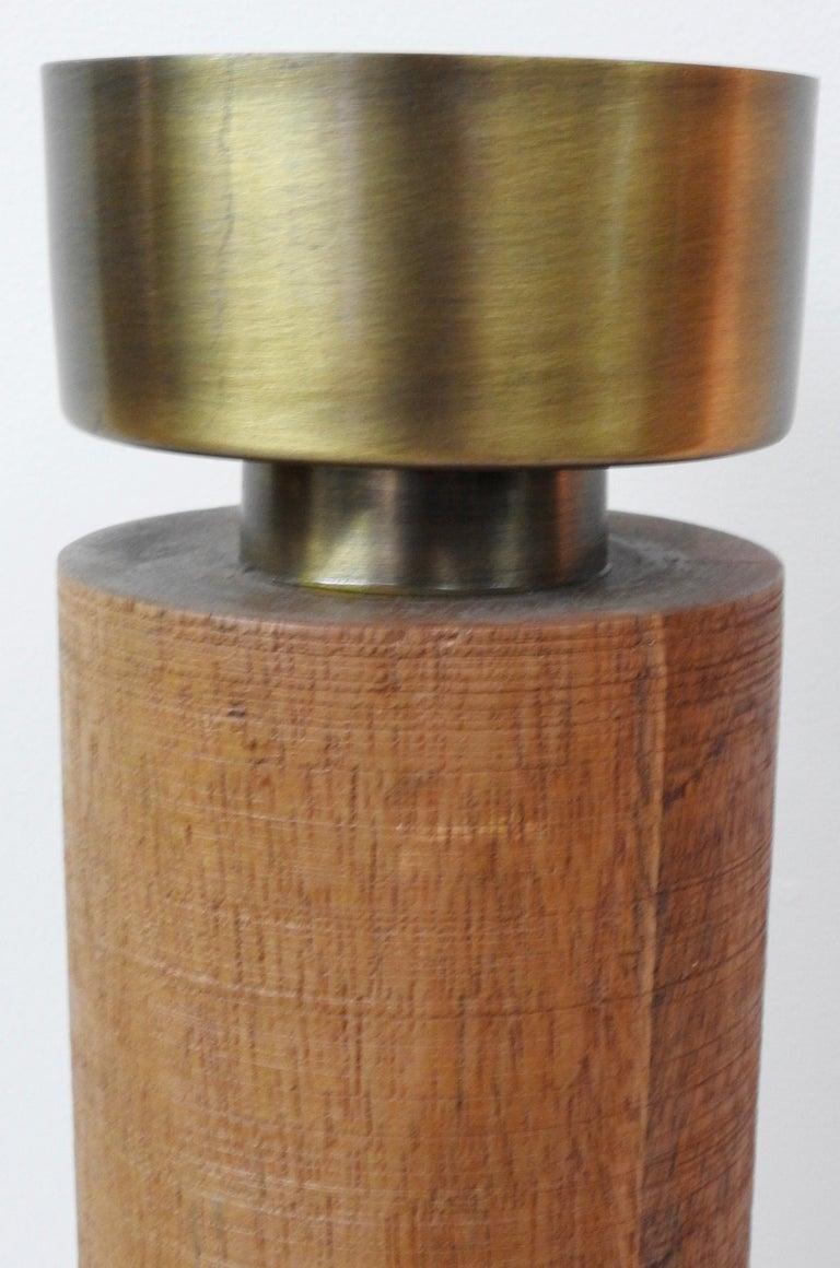 Pedestal Cachepot Mid-Century Modern For Sale 4