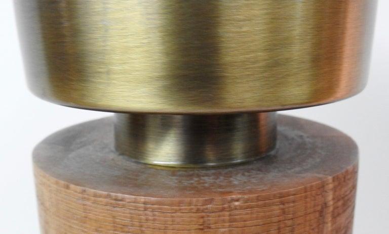 Pedestal Cachepot Mid-Century Modern For Sale 6