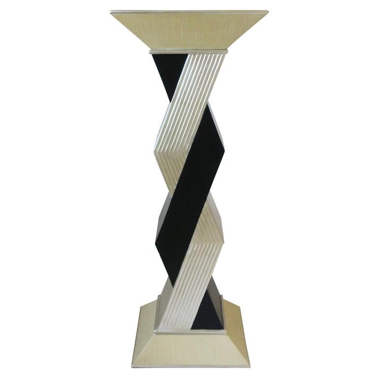 '90s Pedestal Column Pillar Stand For Sale