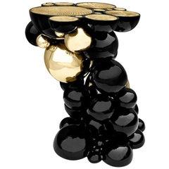 Pedestal Table, Side Table, Modern Art, Design