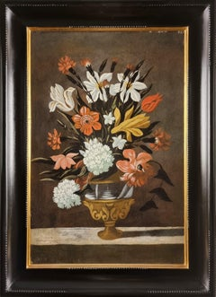 Vase of flowers, close to Pedro de Camprobín