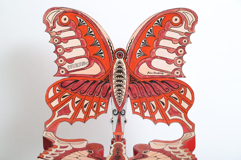Pedro Friedeberg Butterfly Chair For Sale 2
